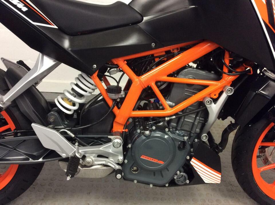 KTM390 KTM 390 DUKE 2014 / 14 - ONLY 4314 MILES