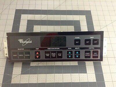 Whirlpool Oven Control Board 3169258 3169256