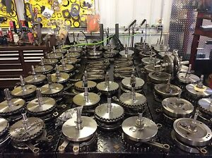 Harley Twin Cam Flywheels Rebuilding Service