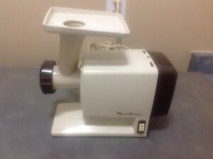 Sunny Vintage Counter Mount Sausage Maker Food And Meat Grinder Chopper No Antiques Utensils 2