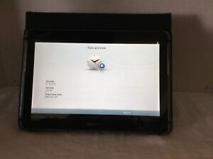 Samsung Tablet with case