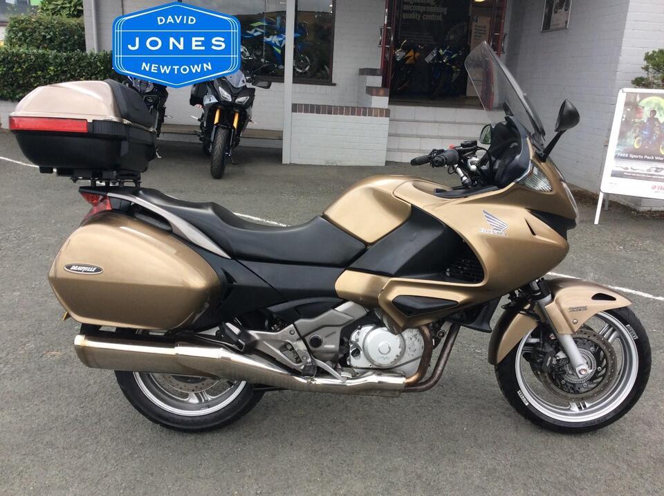 Honda NT 700 VA NT700 Deauville abs 2007 / 07