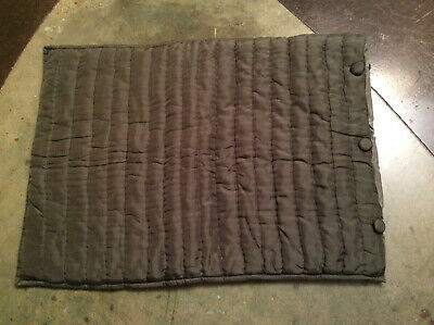 "Pottery Barn Quilted Pillow Sham Standard Size 20"" x 26"" Cotton & Polyester Butt"