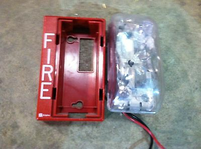 SIMPLEX Identifiable ONLY FIRE ALARM STROBE LIGHT 4904 USED