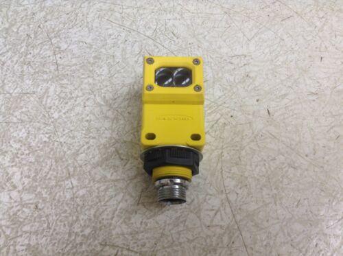 Banner Q45VR2DLQ Photoelectric Sensor 90-250 VAC (OK)