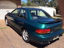 1998 Subaru Impreza Sedan Singleton Singleton Area Preview
