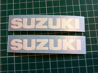 Suzuki 200mm GSXR Tank Fairing Decals Sticker Fit Swift Quad, used for sale  Shipping to Ireland