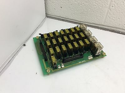 Brother Circuit Relay PC Board, # B521078-2,  Used, WARRANTY