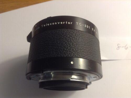 Nikon TC-201 Teleconverter 2x TC201