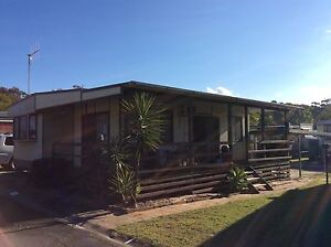 Onsite holiday van at Beachfront (Red Head - NSW) Great Lakes Area Preview