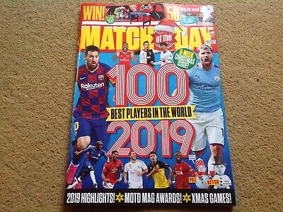 MATCH OF THE DAY 100 BEST PLAYERS IN WORLD CHRISTMAS SPECIAL 2019 KIDS