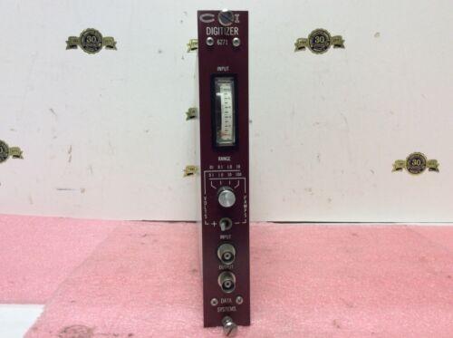 CANBERRA Industries Inc Digitizer model 6271 NIM Computer module