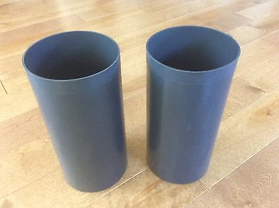 2 Deslauriers Small Rim Mold 4x8 Bio-cylinder Concrete Test Cylinders Tc-4