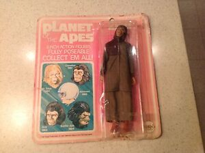 Vintage NRFB Planet Of The Apes Zira Action Figure 1967 by Mego