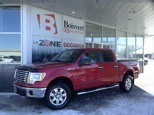 2010 Ford F-150 XLT XTR 4X4 MARCHE PIED TOILE