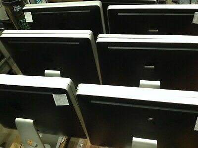 "22 X Apple iMac 20"" A1224 MB324LL/A C2D 2.26GHz/2.0| 4GB RAM 160GB/250GB | NO OS"
