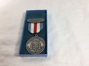 Diocese of Yarmouth medal of Merit