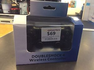 Doubleshock Wireless Controller for PS4 NEW AN95435 Midland Swan Area Preview