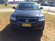 2005 Volkswagen Touareg R5 TDi Auto Luxury SUV Wagon Leumeah Campbelltown Area Preview