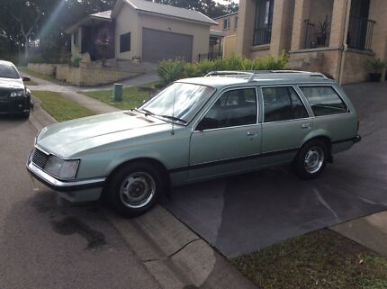 82 VH COMMODORE SLX WAGON REGO MAY SWAP Toronto Lake Macquarie Area Preview
