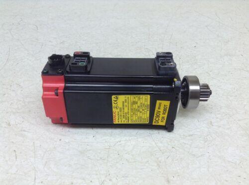 Fanuc A06B-0116-B855#0048 biSR 1/6000 AC Servo Motor 172 V 0.5 kW A06B (VT)