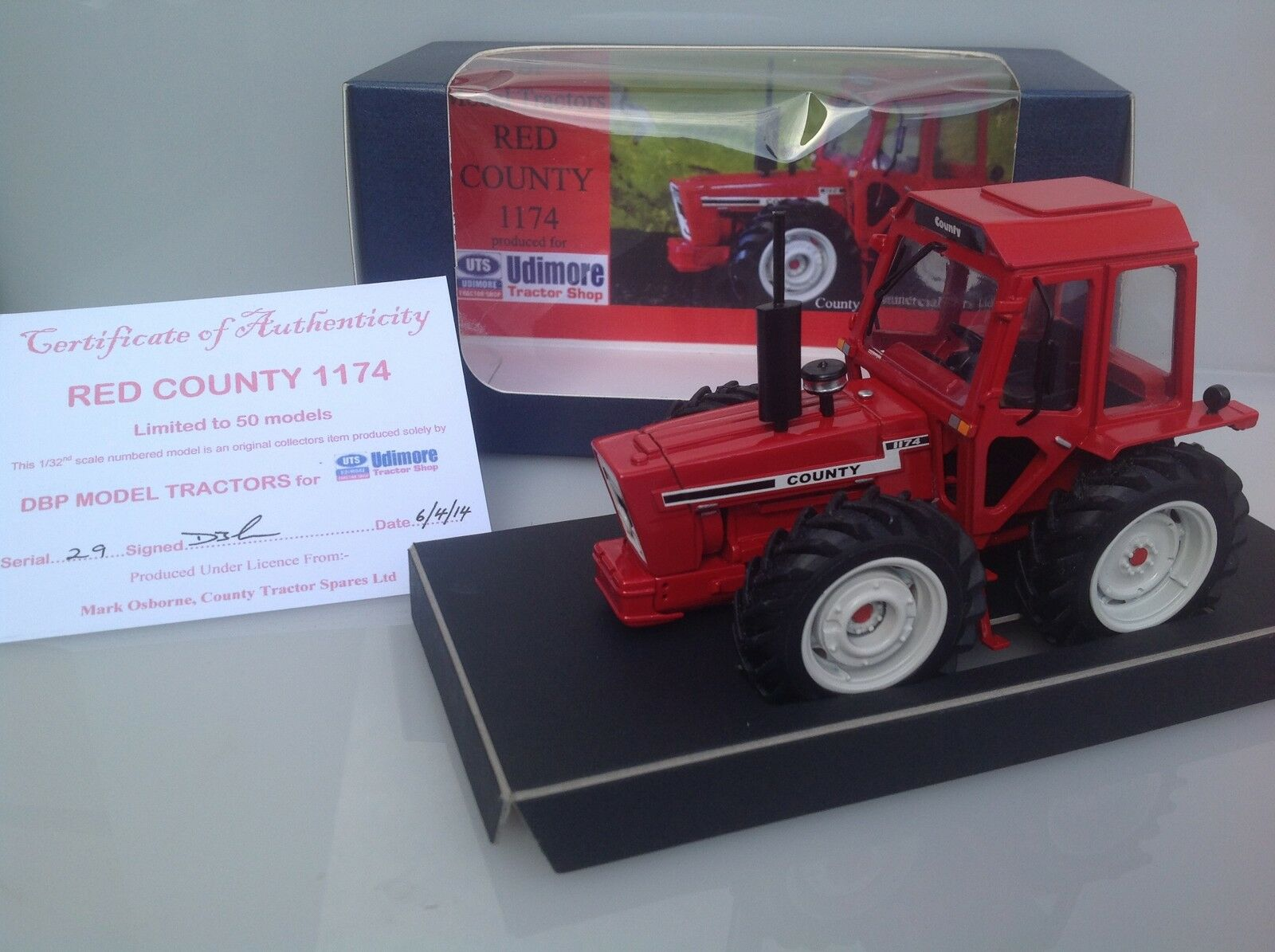 Udimore Tractor Shop Ltd