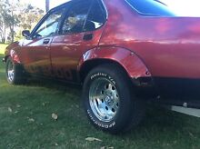 Torana early Holden stud pattern mags and tyres Herne Hill Swan Area Preview