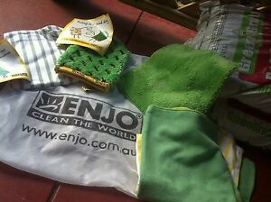 Enjo cleaning pack White Gum Valley Fremantle Area Preview