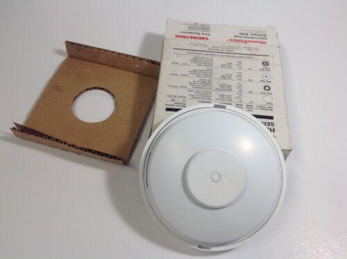 Chemetronics 600 Series Heat Detector 601 Rate of Rise Fixed Temperature.