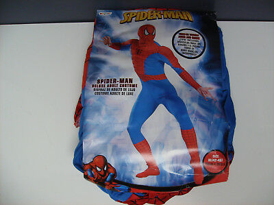 SPIDERMAN MEN HALLOWEEN COSTUME DISPLAY MODEL XL](Models Halloween Costumes)