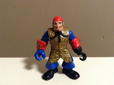 IMAGINEXT FIGURE PIRATE SHIP PART FISHER PRICE 3""