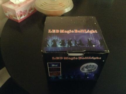 LED Magic ball light Narellan Camden Area Preview