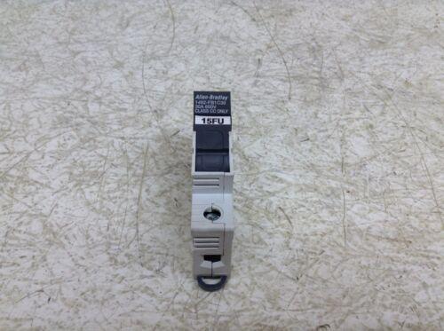Allen Bradley 1492-FB1C30 1 Pole 30 Amp 600 V Fuse Holder 1492FB1C30 1492