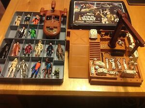 Original Star Wars toy collection - 1970's-80's inc Droid Factory Cecil Hills Liverpool Area Preview