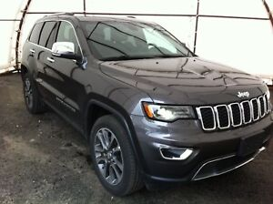 2018 Jeep Grand Cherokee Limited NAVIGATION, VENTILATED SEATS...