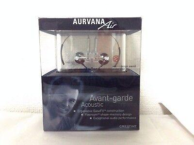 CREATIVE EP-AVNAIR AURVANA AIR Earhook Headphones from Japan NEW ()