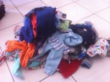 BULK boys size 0 clothes Boronia Heights Logan Area Preview