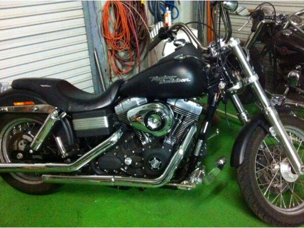 2008 Harley Davidson