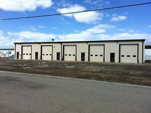 SHOP BAYS FOR RENT