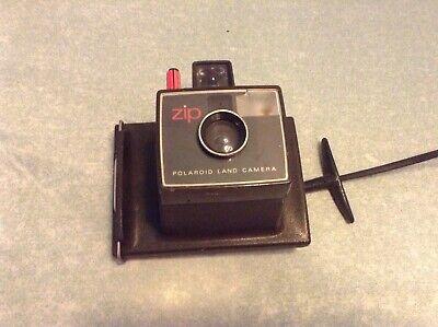 """""""A"""" Ancien appareil photo polaroid ZIP"""