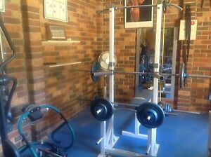Gym equipment inc. X Trainer, Pedal bike, weights etc. Will separate Frankston South Frankston Area Preview