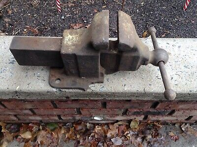 Vintage Reed 104 12 Bench Vice