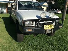 1997 Toyota Hilux Taylors Beach Port Stephens Area Preview