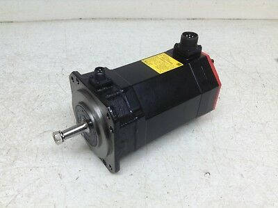 Fanuc A06b-0238-b605s000 Ais 124000 Ac Servo Motor 168 V 2.7 Kw A06b Vt