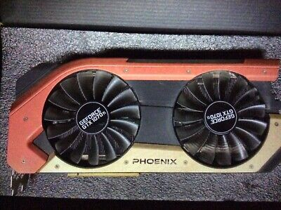 GeForce GTX 1070 Ti Gainward Phoenix 8GB GDDR5 guter Zustand