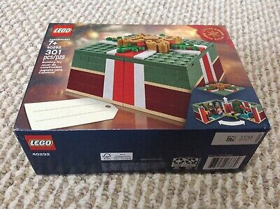 NEW LEGO 40292 Buildable Holiday Present Christmas Gift 301pcs