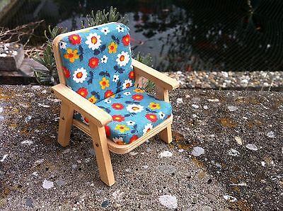 Gartenstuhl Stuhl Bodo Hennig  Terassenmöbel Puppenstube Puppenhaus