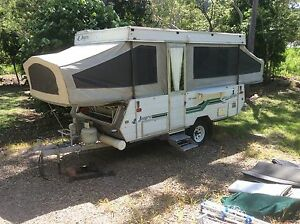 94 Jayco Outback Swan Camper Cannonvale Whitsundays Area Preview