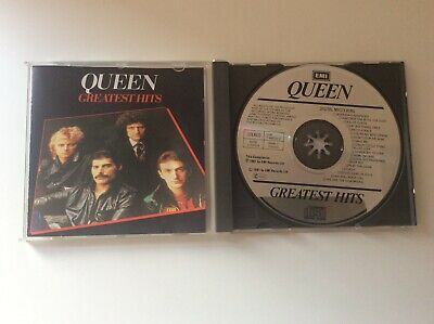 QUEEN GREATEST HITS CD original 17 track **SMALL BARCODE CD EXCELLENT CONDITION