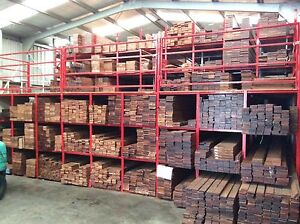 MERBAU TIMBER DECKING 90X19 mm 2.4m LENGTHS CHEAPEST PRICE BEST QUALITY